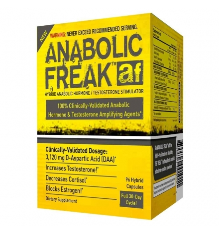 PharmaFreak Anabolic Freak 96 Capsules