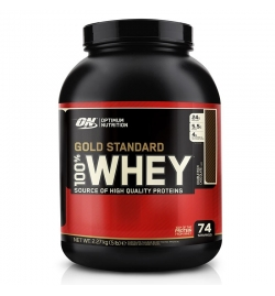 Optimum EU Gold Standard Whey Protein 5 lbs