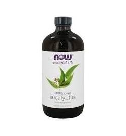 Now Foods Eucalyptus Essential Oil 118ml