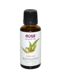 Now Foods Eucalyptus Essential Oil 30 ml