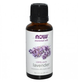 Now Foods Lavender Essential Oil 30 ml