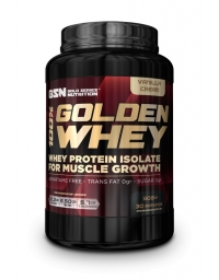GSN 100% Golden Whey Protein Isolate 908g