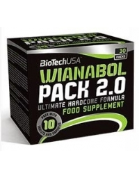 Biotech USA Wianabol Pack 2.0 30packs