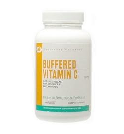 Universal Buffered Vitamin C 1000mg 100 tablets