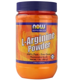 Now Foods L-Arginine Powder 454g