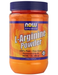 Now Foods L-Arginine Powder 454g