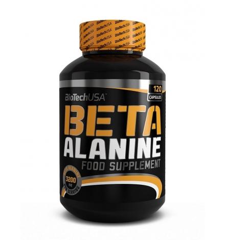 BioTech USA Beta Alanine 3200mg 120 caps