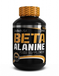 BioTech USA Beta Alanine 3200mg 120 caps
