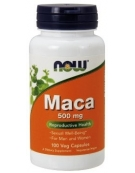 Now Foods Maca 500mg 100 Capsules