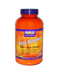 Now Foods Beta Alanine 500 grams