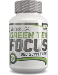 BioTech USA Green Tea Focus 90 Caps