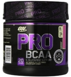 Optimum Pro Series Pro BCAA and Glutamine