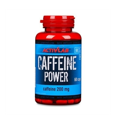 ActivLab Caffeine Power 200mg 60 caps