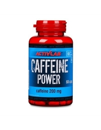 ActivLab Caffeine Power 200mg 60 caps
