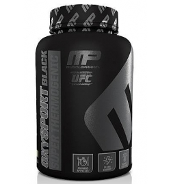 MusclePharm Oxysport Black 120Caps