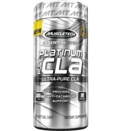 MuscleTech Platinum Ultra Pure CLA 90 Capsules