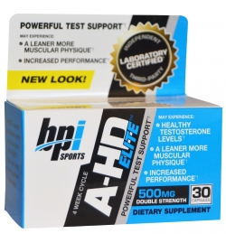 BPI A-HD Elite™ 500mg 30 Capsules