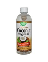 Nature's Way Liquid Coconut Premium Oil 592 ml