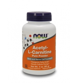 Now Foods Acetyl L-Carnitine HCL 85mg
