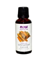 Now Foods Cinnamon Cassia Essential Oil 30 ml