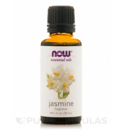 Now Foods Jasmine Essential Oil 30 ml