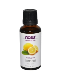 Now Foods Lemon Essential Oil 30 ml