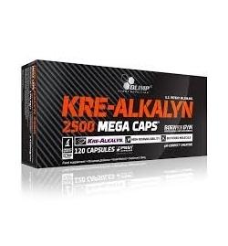 Olimp Kre-Alkalyn 2500 120 CAPS