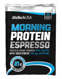 Biotech USA Morning Protein 30g - 1 Serving