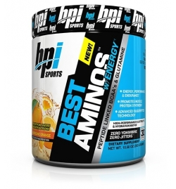 BPI Best Aminos w/Energy 30 Servings