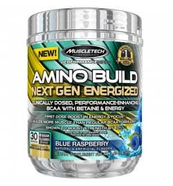 MuscleTech Amino Build Next Gen Energized 30 Servings