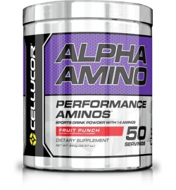 Cellucor Alpha Amino™ G4 50 Servings
