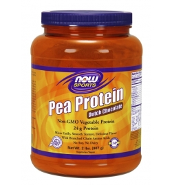 Now Sports Pea Protein 2lbs
