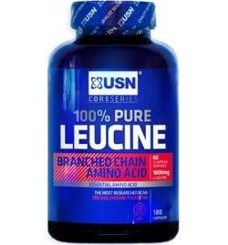 USN Pure 100 Leucine 180 Caps