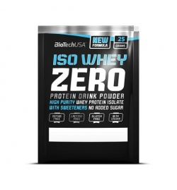 Biotech USA ISO Whey Zero With Native Whey  25G