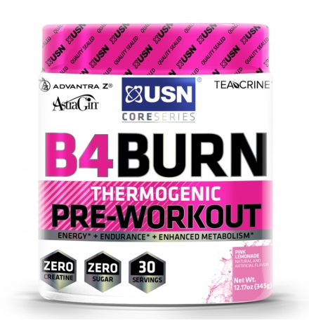 USN B4 Burn Thermogenic Pre-Workout 345gr