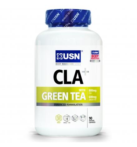 USN CLA Green Tea 90 Softgel Capsules