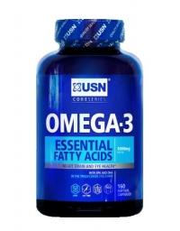 USN Omega-3 1000mg 160 Softgel Capsules