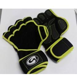 Gloves GSN Art:WLG-1099 Black/Green