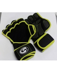 Gloves GSN Art:WLG-1099 Black/Green