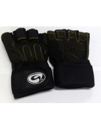 Gloves GSN Art: D-316 Black/Yellow