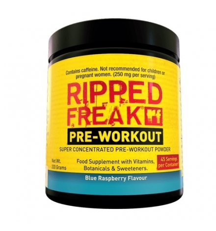 PharmaFreak Ripped Freak Pre Workout 200 grams