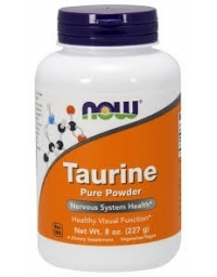 Now Foods Taurine Powder 227gr