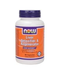 Now Foods Liver Detoxifier & Regenerator 90 Caps