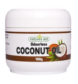Nature's Aid Coconut Oil Odourless 100gr