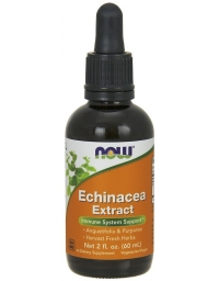 Now Foods Echinacea Extract Essential Oil 60ml
