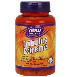 Now Sports Tribulus Extreme 90 Veg Capsules