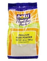 Now Foods Whole Psyllium Husks Fiber 680g