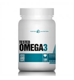 Tested Omega-3 100 Softgels