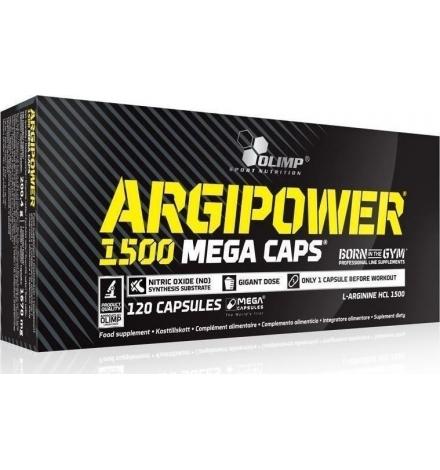 Olimp Argi Power 1500mg 120 Mega Caps