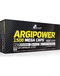 Olimp Argi Power 1500mg 120 Mega Caps